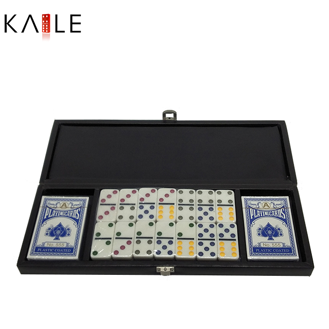 2 in 1 luxury game set