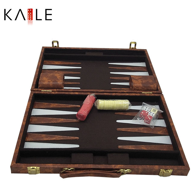 15 inch backgammon