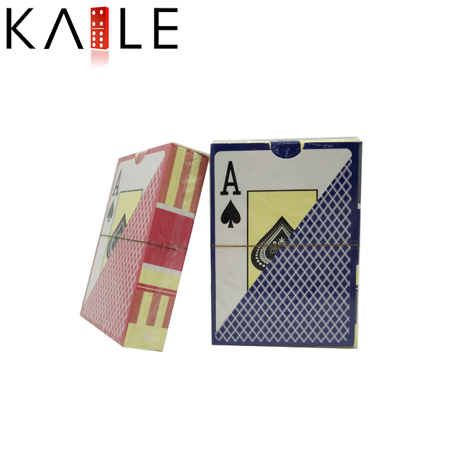 Best Quality Customized Printing Plastic Playing Cards